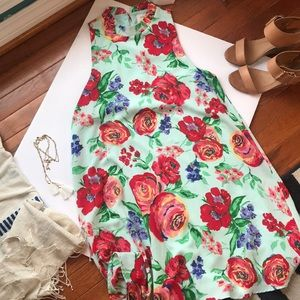 Like NEW Everly Floral Dress